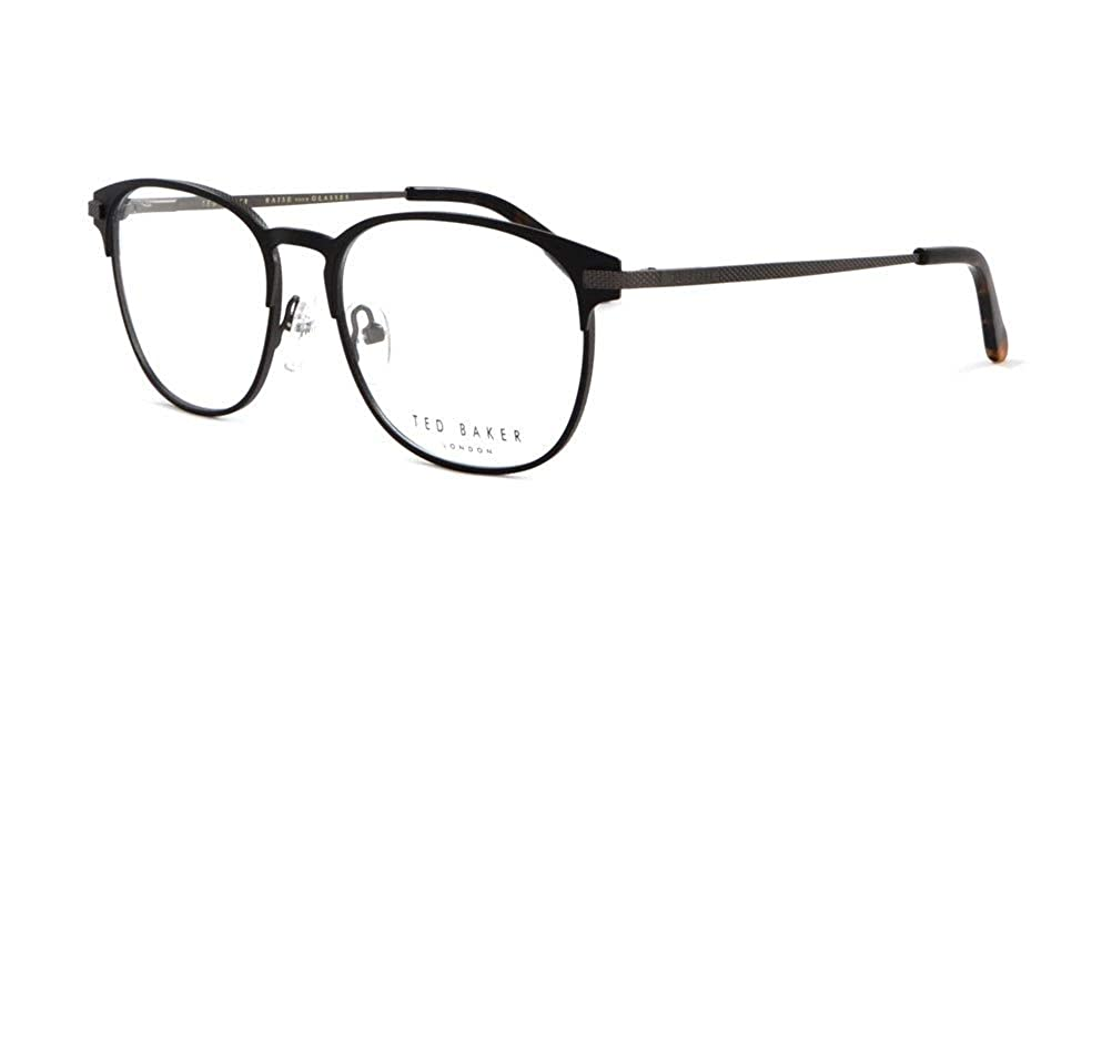 2c296aceb2c Amazon.com  Ted Baker Eyeglasses 4261 Kendrick 001 Black