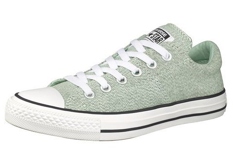 Converse Women's Chuck Taylor Madison Ox (5.5, Mint Julep)