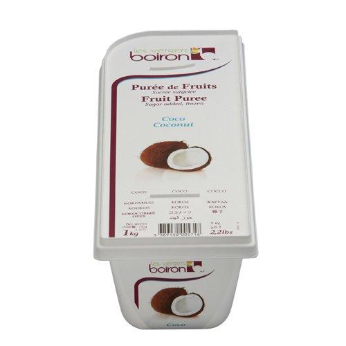 Coconut Fruit Puree Frozen - 2 x 1 Kilo Per Case