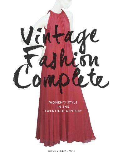 Image of Vintage Fashion Complete