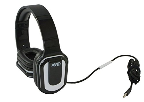 Avid Technology Ae 66 Stereo Over Ear Headphones With Mic 2Edu Md66wh Ss32