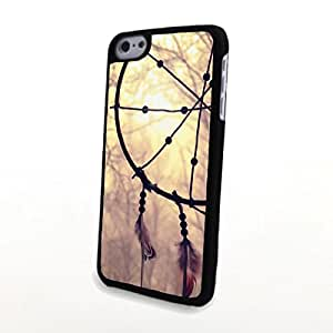 Generic Cute Dream Catcher Oil Painting Style PC Phone Cases fit for iPhone 5C Cases Hard Case Plastic Shell Matte Skin Bright Color