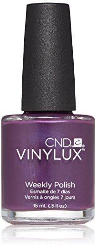 CND Vinylux Weekly Nail Polish, Rock Royalty, .5 oz