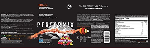 Performix ION v2X Rainbow Candy 35 Servings