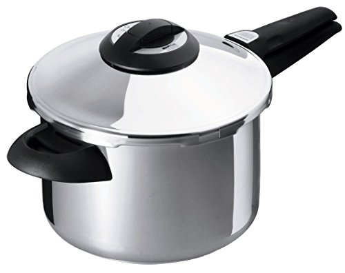 6 Qt Stainless Steel Pressure Cooker