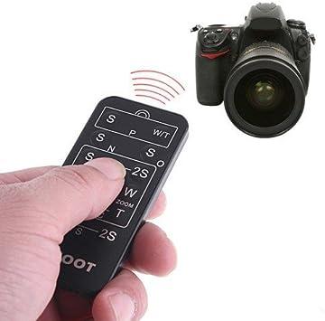 RavTech (TM) Universal para cámara en 1 inalámbrico mando a ...