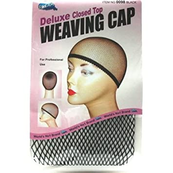 Amazon dream deluxe closed top weave cap pack of 12 0098 dream deluxe closed top weave cap pack of 12 0098 pmusecretfo Images