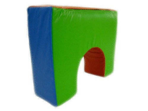 SoftPlayMat Soft Play Arch Rectangle -British Made