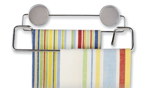 Delightful Amazon.com: Better Houseware 2409 Magnetic Double Towel Bar, Stainless:  Home U0026 Kitchen