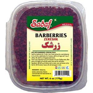 Sadaf Zereshk, Dried Barberies 6 oz