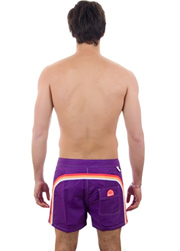 Sundek short 14 – Violet – BS/RB Low Rise – 27