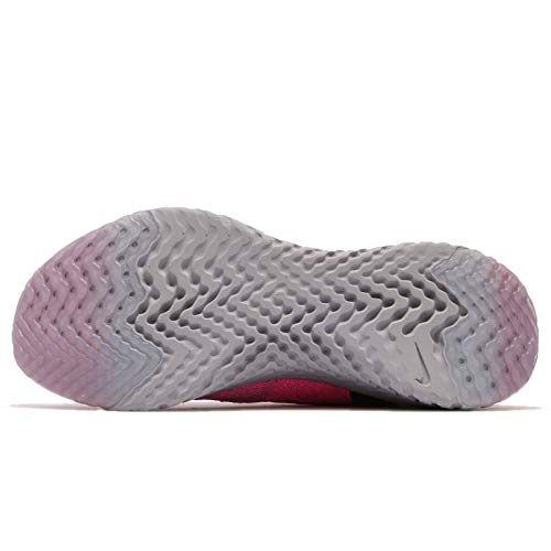 Dust amarillo Multicolore Running Nike black Chaussures De 500 Homme React Blast pink plum Flyknit Epic f0fOqz