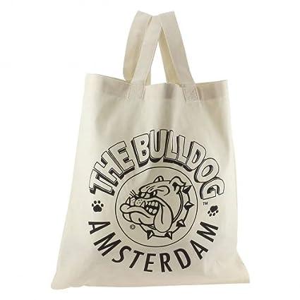 La Bolsa de Tela Bulldog Ámsterdam: Amazon.es: Hogar