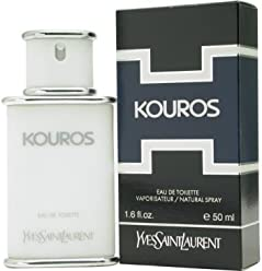 Kouros Edt Spray 1.6 Oz By Yves Saint Laurent SKU-PAS416841