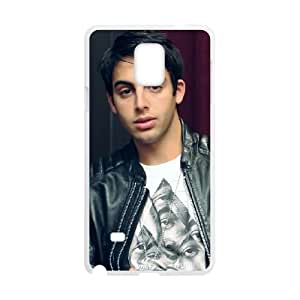 Samsung Galaxy Note 4 Cell Phone Case White Darin Slxvd