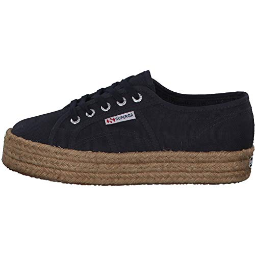 navy blu Superga Donna cotropew 933 Sneakers 2730 S00cf20 x0qw1z