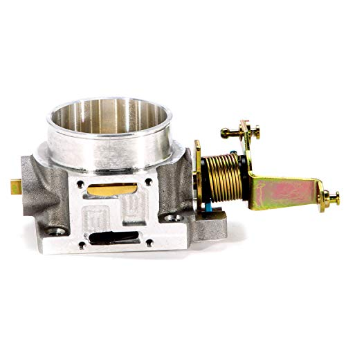 (BBK 1724 62mm Throttle Body - High Flow Power Plus Series for Jeep 4.0L)