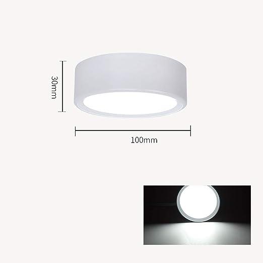 Vinteen Downlight Ultra-Delgado LED 12W Luz de Techo Lámpara única ...
