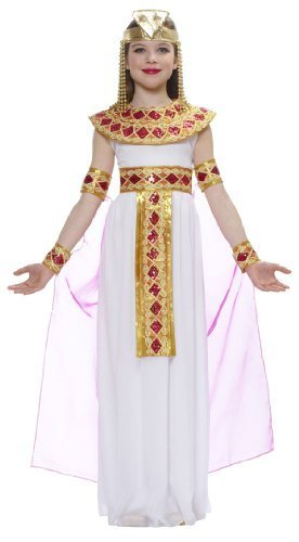 Pink Cleopatra Egyptian Queen Child (Egyptian Queen Child Costumes)