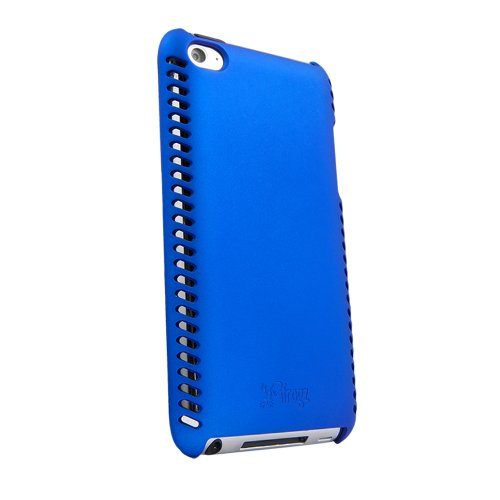 Ifrogz Luxe Lean Case for iPod Touch 4G, Blue