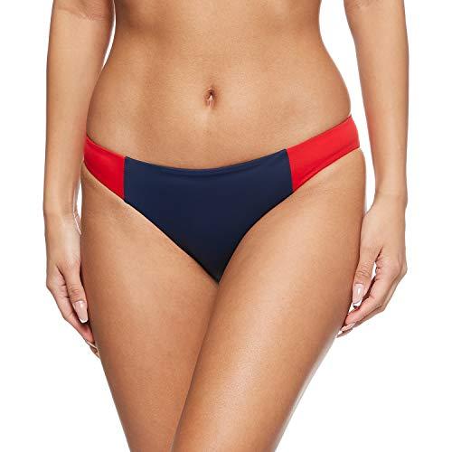 Tommy Hilfiger Damen Bikini Bikinioberteil, Rot, XS