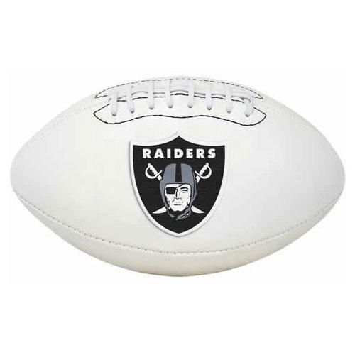 NFL Signature Series Full Regulation-Size Football - Oakland Raiders Training Camp