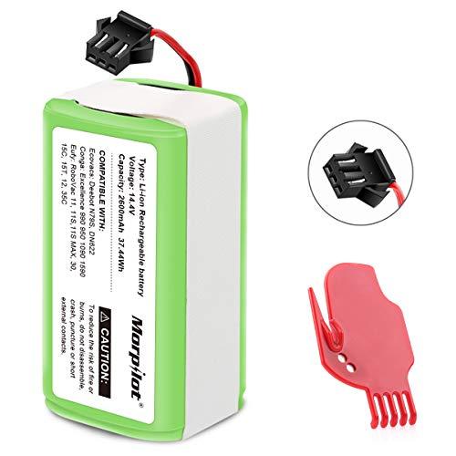 🥇 morpilot Batería 14.4V 2600mah Litio