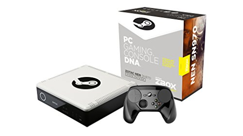 ZOTAC NEN Steam Machine ZBOX-SN970-P-U Gaming Mini PC (Intel Core i5-6400T Quad Core 2.2 GHz, 8 GB, 1TB Hard Drive, NVIDIA GeForce GTX 960 3GB GDDR5) (Best Gpu For Alienware X51)