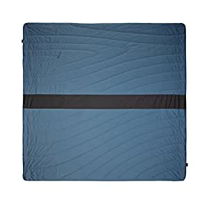RUMPL Super Fleece Antimicrobial and Water Resistant Performance Indoor/Outdoor Blanket - King - Whale - Charcoal