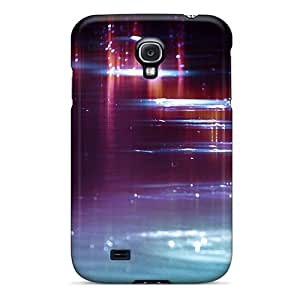 Hot HTJcdWw1849vocOx Skipping Rock Tpu Case Cover Compatible With Galaxy S4