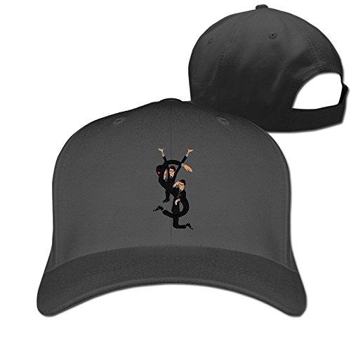Unisex YSL Yves Saint Laurent Saint Cotton Snapback Baseball Cap Hip Hop - Clothes Laurent Saint Yves