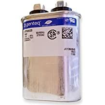 GE 97F9002 - 10 uf MFD 370 VAC Volt Genteq® Replacement Oval Run Capacitor