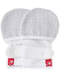 goumimitts, Scratch Free Baby Mittens, Organic Soft Stay...