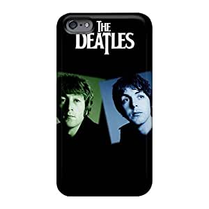 Shockproof Hard Phone Case For Iphone 6 With Unique Design Attractive Rolling Stones Series CharlesPoirier
