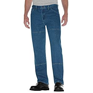 Dickies Men's Relaxed Fit Workhorse Jean Big