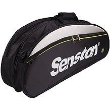 Senston Badminton Racket Bag,tennis Racquet Bag,single Shoulder Racket Bag,6 Racquet Bag ,Waterproof and Dustproof.