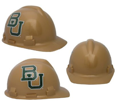 WinCraft NCAA Baylor University Packaged Hard Hat