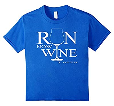 Run Now Wine Later Mineral Wash Tank Top Funny T-shirt