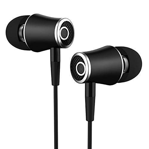 Earphone for Kindle eReaders,Kindle Fire Earbuds, Paperwhite Fire HD 8 HD 10, Smart Android Earbuds, Oasis eReaders Earbuds Microphone Phones Call in-Ear Stereo Sound Music Headset Wired Control