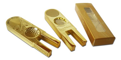 GOLDEN BRICK II BILLIARD POOL TABLE ULTIMATE CUE TIP TOOL DIAMOND CUT GLUE FREE
