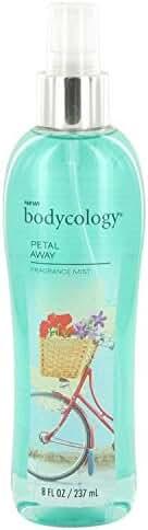 Bodycology Petal Away Fragrance Mist Ml for Women, 8.0 Fluid Ounce