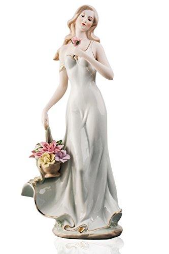 Porcelain Ceramic Figurine - 5