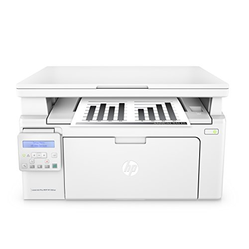 HP LaserJet Pro M130nw All-in-One Wireless Laser Printer - Small All In One Printer Hp