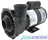 Waterway Pump, WW Exec, 3.0hp, 230v, 1-spd, 56fr, 2'' , OEM #3711221-1D
