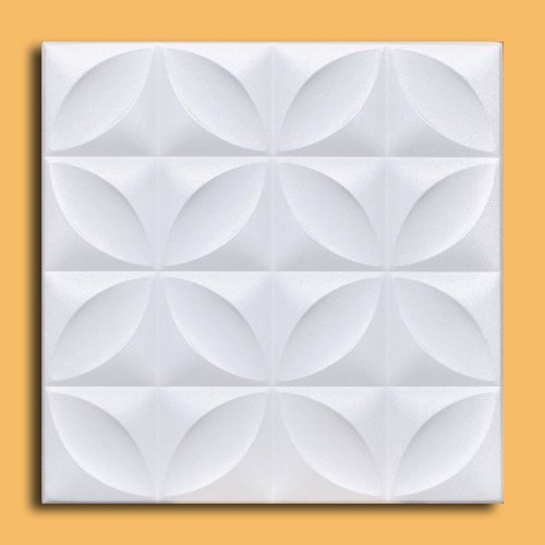 White Styrofoam Ceiling Closter Package