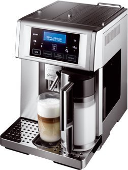 DeLonghi ESAM6700 PrimaDonna Avant Italian Super-Automatic Espresso Machine with Auto Cappuccino, Stainless Steel (Best Toaster Ovens Delonghi compare prices)