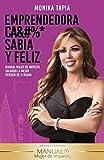Emprendedora Cabrona Sabia y Feliz (Spanish Edition)