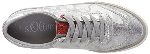 Basses s Femme 23646 Sneakers Oliver OAqv7waA