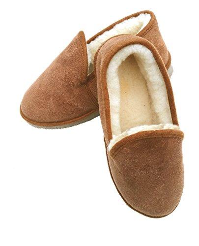 echtes Camel Merino Pantoffeln Schaffell Schaffell Camel Merino Camel echtes Pantoffeln Pantoffeln Schaffell Merino echtes AO8Afw6q