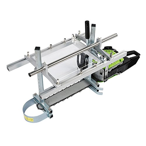 Tengchang Portable Chain Saw Mill Log Planking Lumber Cutting fit 14
